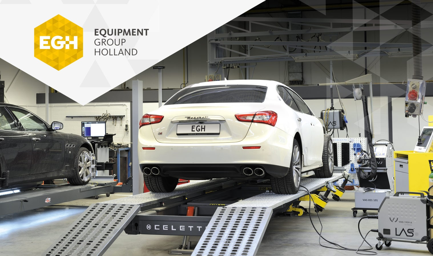 EGH – Equipment Group Holland (Lascare)