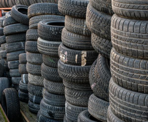 Aantal Europese afvalbanden in 2019 gehalveerd