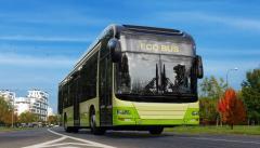 Giti lanceert bandenserie voor elektrische bussen