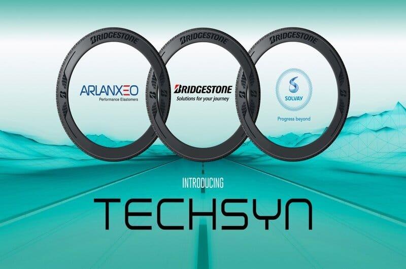 Bridgestone lanceert duurzamer rubber