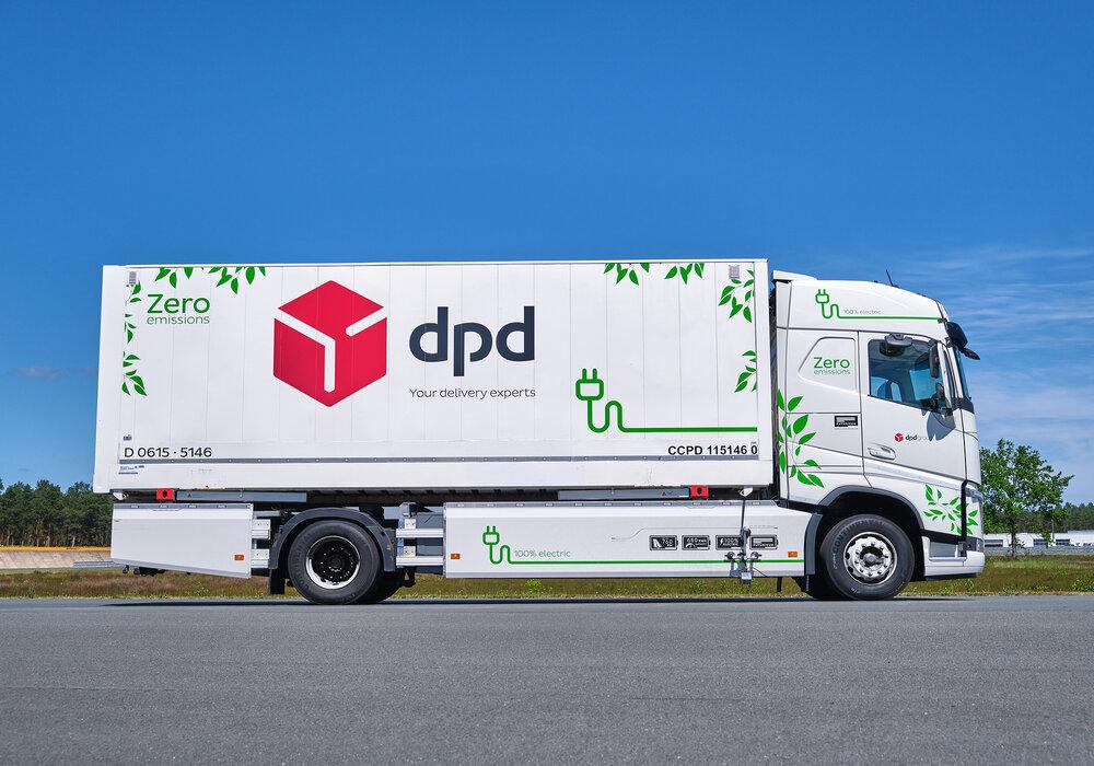Continental ontwikkelt banden voor E-trucks
