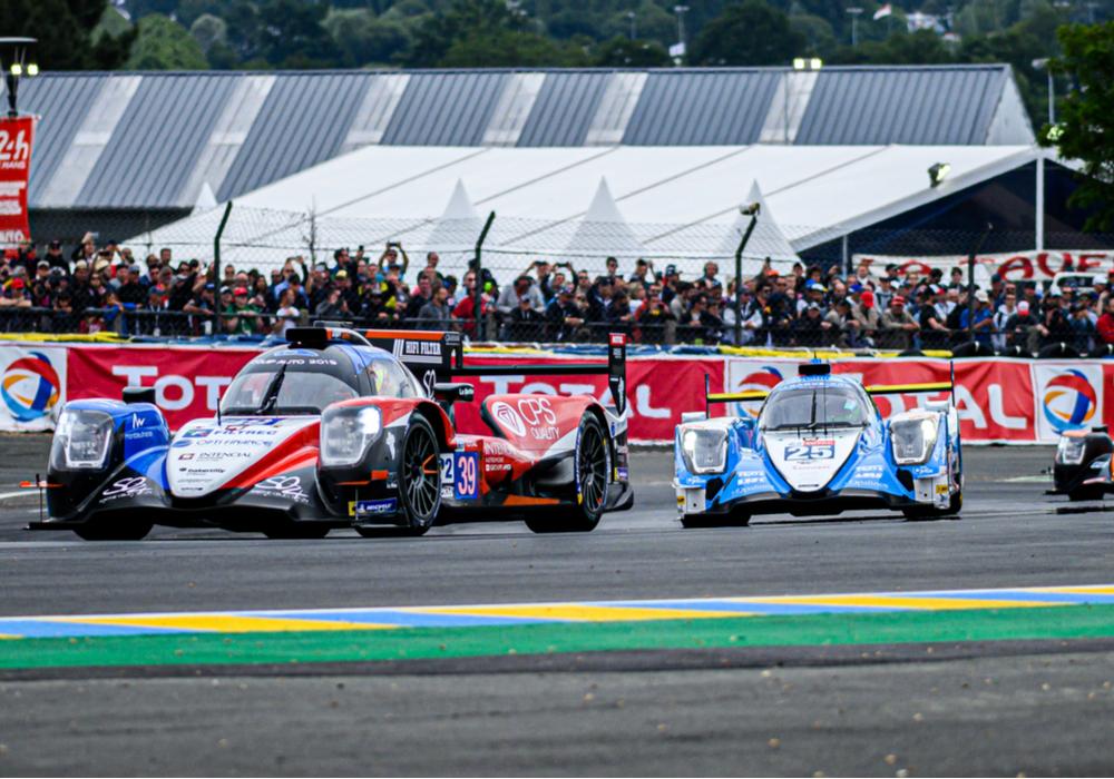 Michelin brengt duurzaamheid naar Le Mans